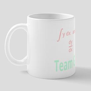 Team Gottfried (for dark background) Mug