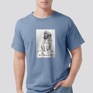 Mastiff You Talkin To Me? T-Shirt