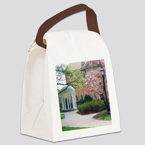 The Old Well Canvas Lunch Bag