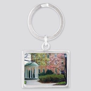 The Old Well Landscape Keychain