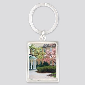 The Old Well Portrait Keychain