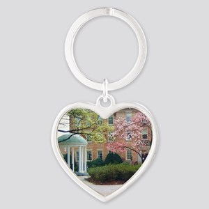 The Old Well Heart Keychain