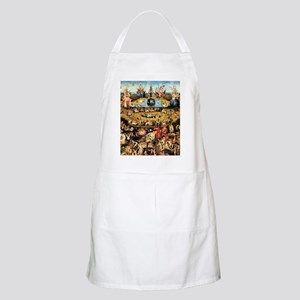 Hieronymus Bosch Garden Of Earthly Delights Apron