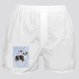 mini amer-oval charm Boxer Shorts