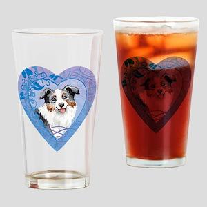 mini amer-charm Drinking Glass