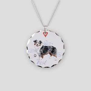 mini amer T1-K Necklace Circle Charm