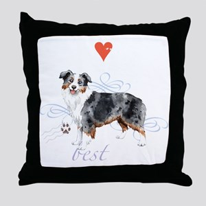 mini amer T1-K Throw Pillow