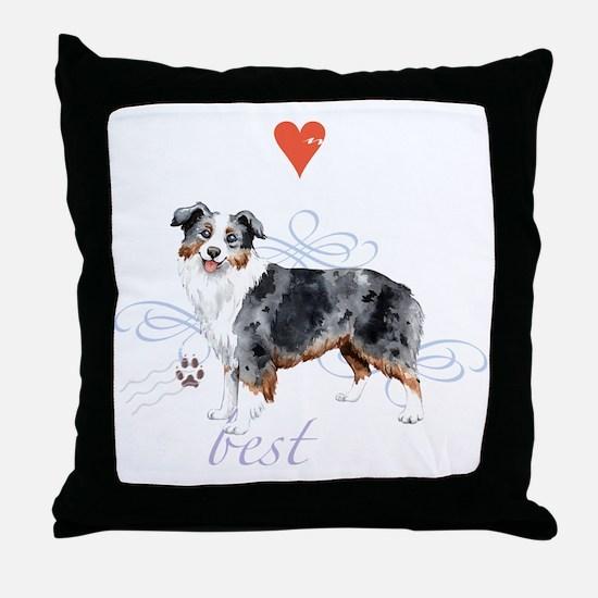 mini amer T1-K Throw Pillow