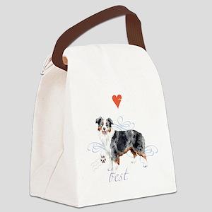 mini amer T1-K Canvas Lunch Bag