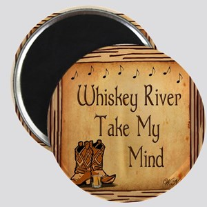 Country Music Coaster Magnet