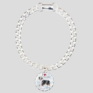 mini amer T1 Charm Bracelet, One Charm