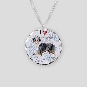 mini amer T1 Necklace Circle Charm