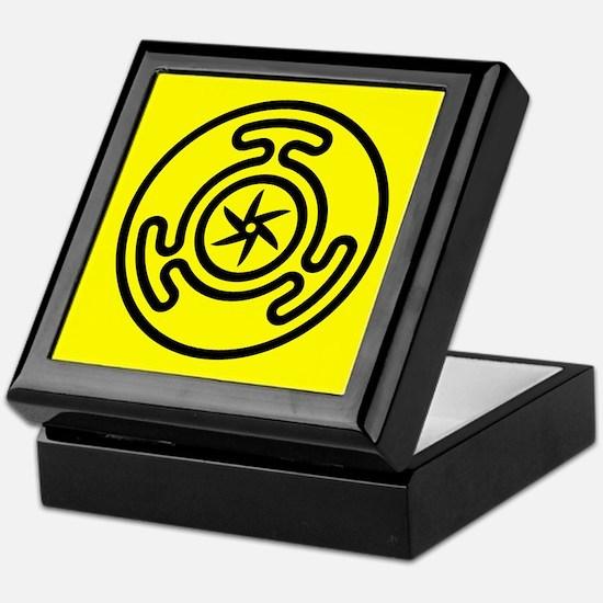 Hecate's Wheel Keepsake Box