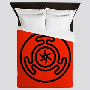 Hecate's Wheel Queen Duvet