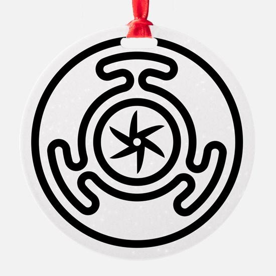 Hecate's Wheel Ornament