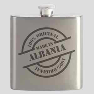 Made in Albania Flask