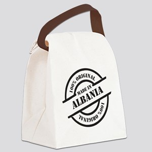Made in Albania Canvas Lunch Bag