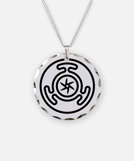 Hecate's Wheel Necklace