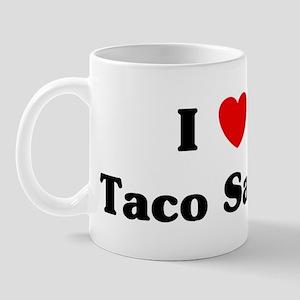 I love Taco Salad Mug