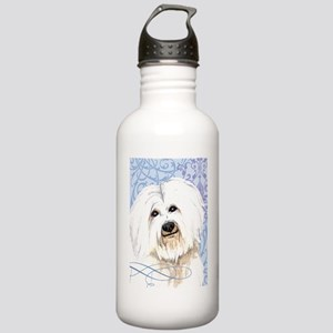 coton-key2-back Stainless Water Bottle 1.0L