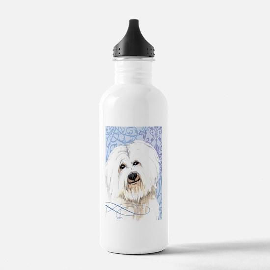 coton-key2-back Water Bottle
