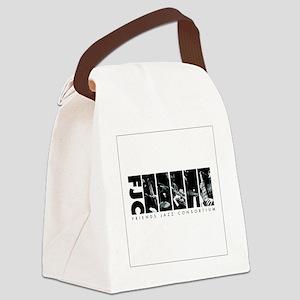 shirt_OnWhite_sq Canvas Lunch Bag