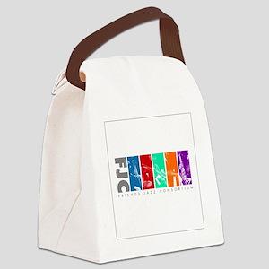 shirt_4Color_sq Canvas Lunch Bag