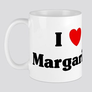 I love Margarine Mug