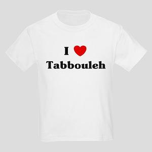 I love Tabbouleh Kids Light T-Shirt