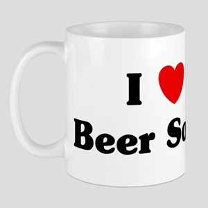 I love Beer Soup Mug