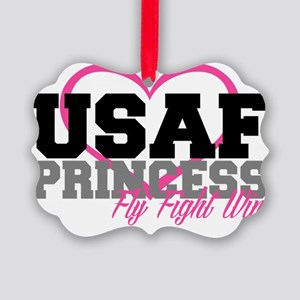 USAF PRINCESS Picture Ornament