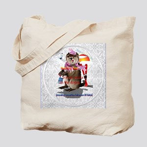 Decisions-Decisions-Groundhog Day Tote Bag