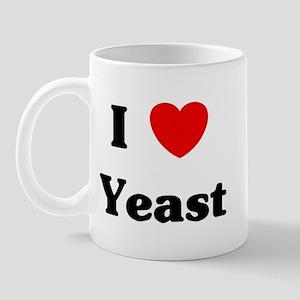 I love Yeast Mug