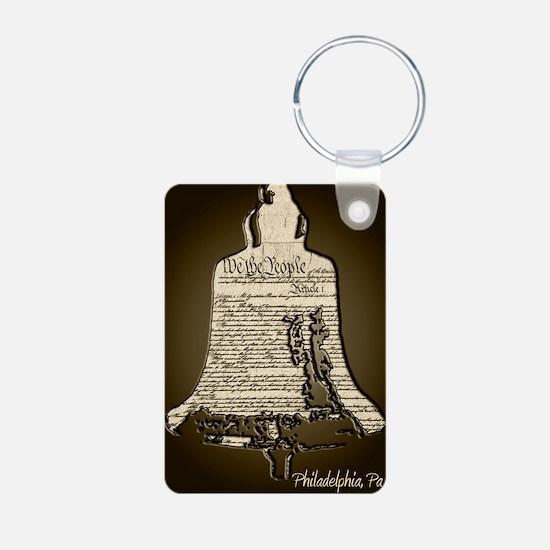 Philadelphia Liberty Bell Keychains