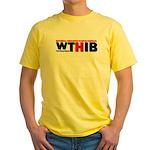WTHIB Yellow T-Shirt
