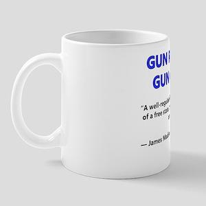 Registration Light Mug