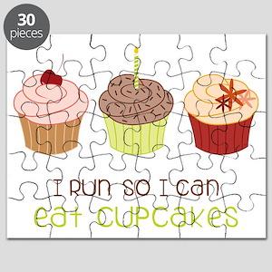 Eat Cupcakes Puzzle