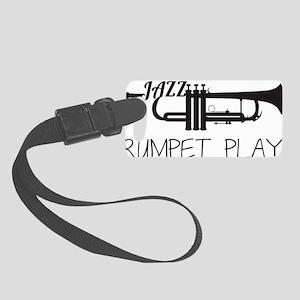 Trumpet Playa Small Luggage Tag