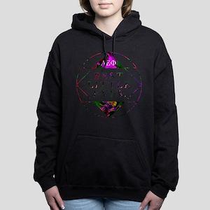 Alpha Epsilon Phi Best L Women's Hooded Sweatshirt