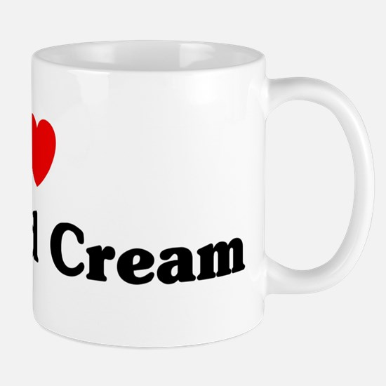 I love Whipped Cream Mug
