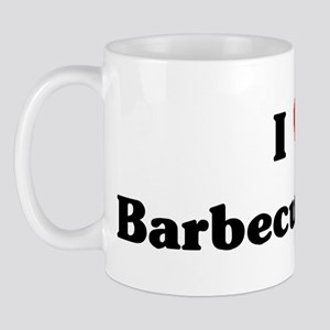 I love Barbecue Sauce Mug