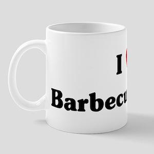 I love Barbecue Sauce Mug