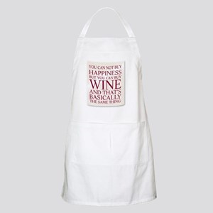 You can not buy Happiness but you can buy Wi Apron