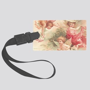 ca3_pillow_case Large Luggage Tag
