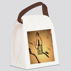 The Way Canvas Lunch Bag