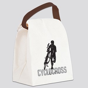 Cyclocross Canvas Lunch Bag