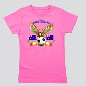 Australia Football Design Girl's Tee
