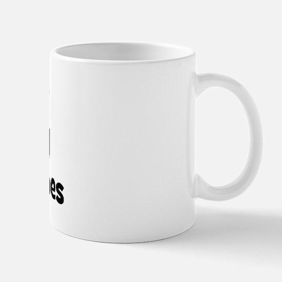 Rather be eating Sweet Potat Mug