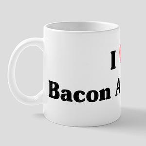 I love Bacon And Eggs Mug