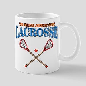 Lacrosse Original Americas Sport Mug
